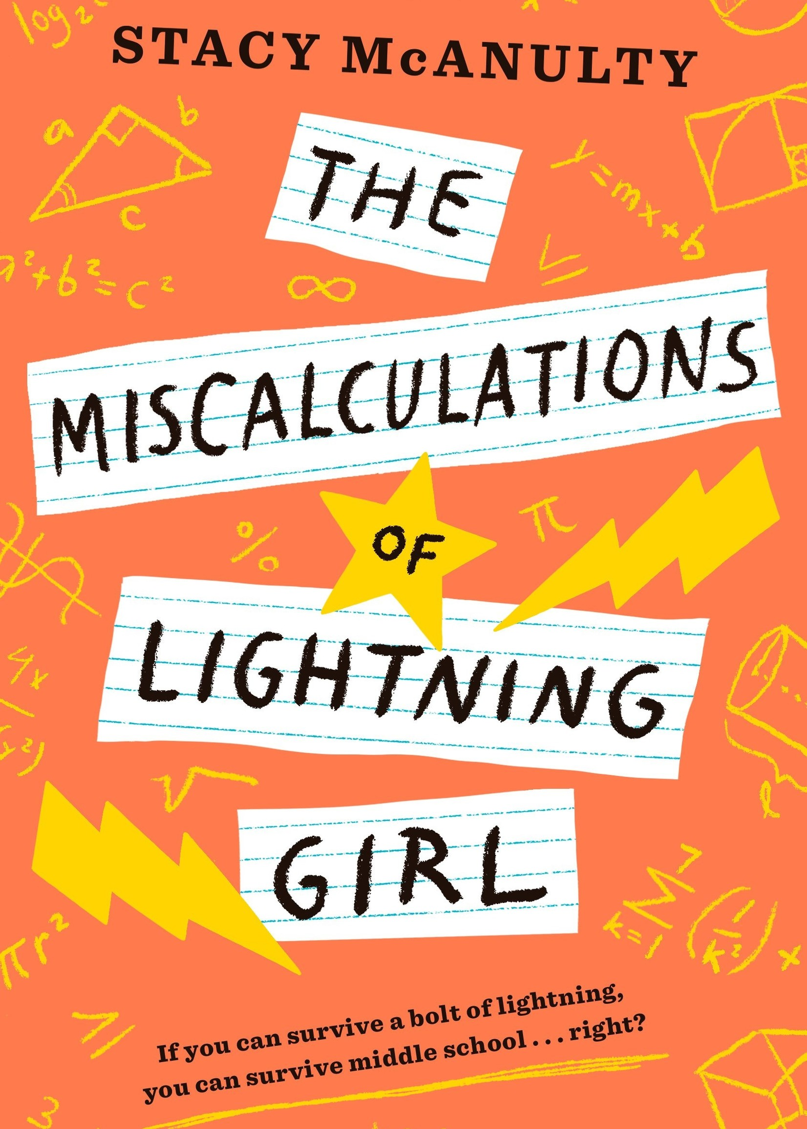 The Miscalculations of Lightning Girl - Paperback