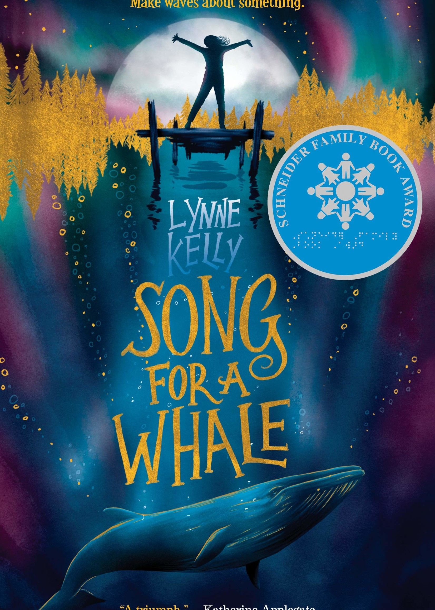 Song for a Whale - Paperback