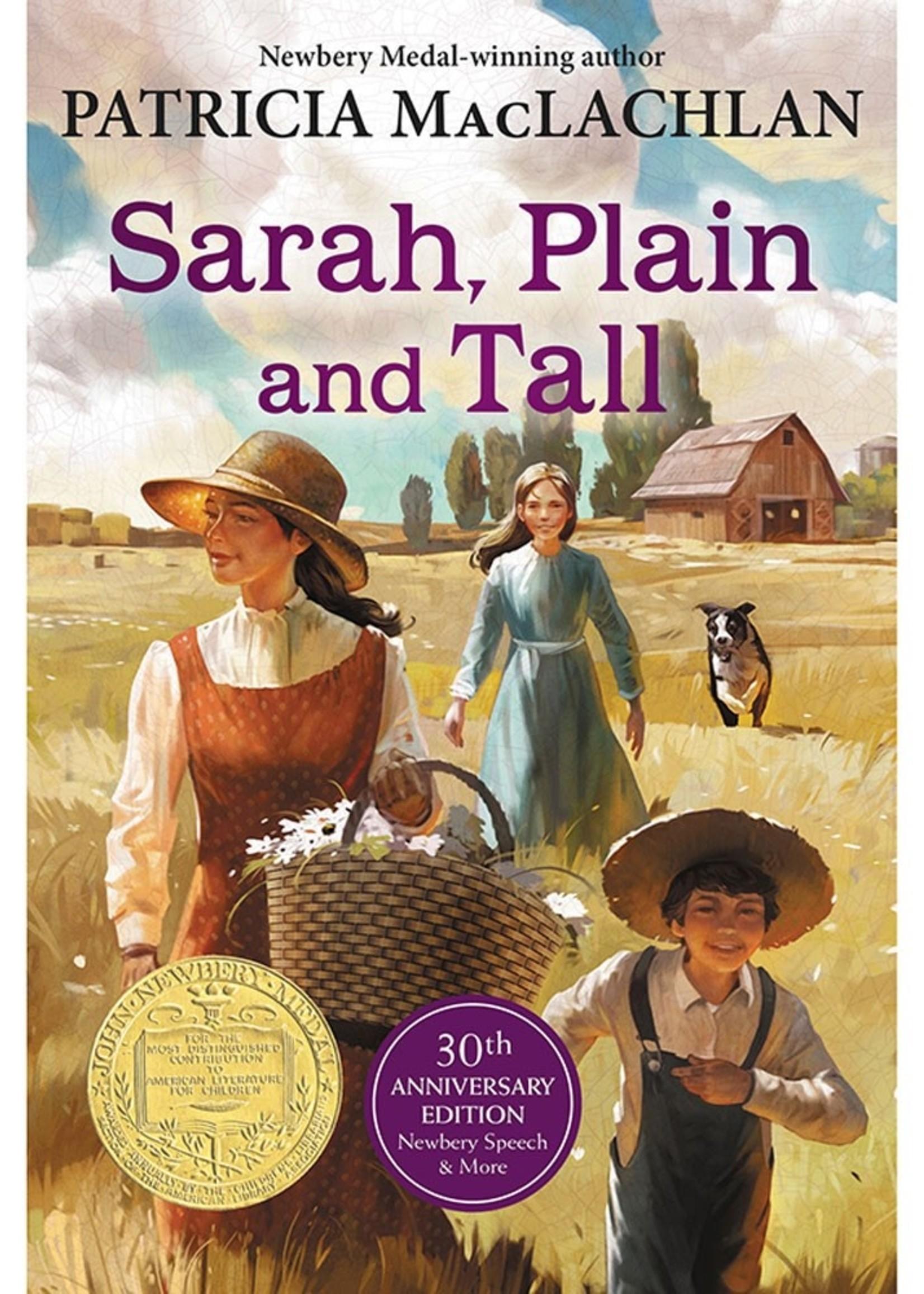 Sarah, Plain and Tall #01 - Paperback