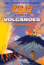 Science Comics: Volcanoes, Fire and Life GN - PB