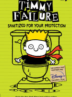 Timmy Failure #04, Sanitized for Your Protection IN - PB