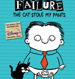 Timmy Failure #06, The Cat Stole My Pants IN - PB