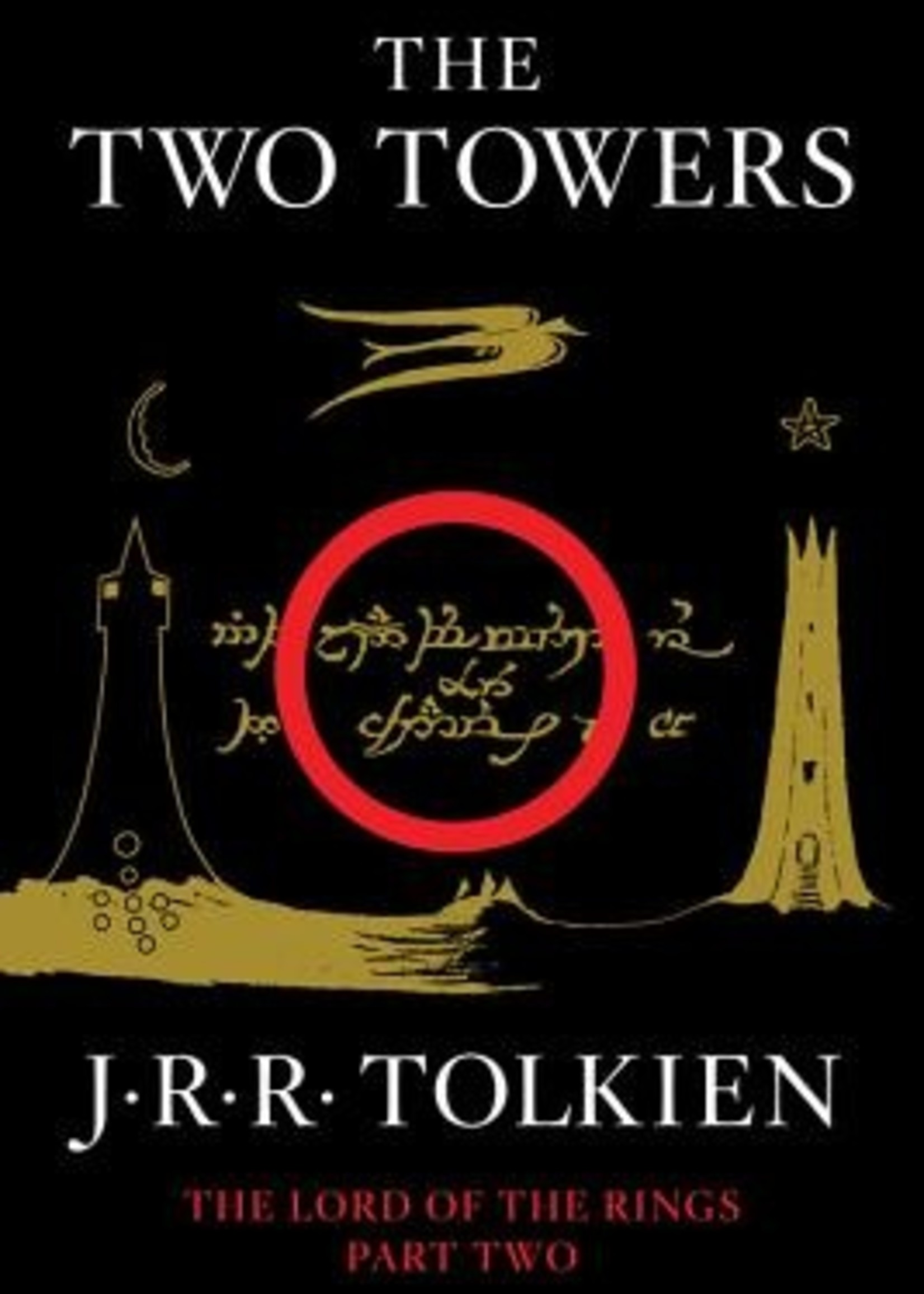 Lord of the Rings #02, The Two Towers - Paperback