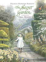 The Secret Garden Illustrated - PB