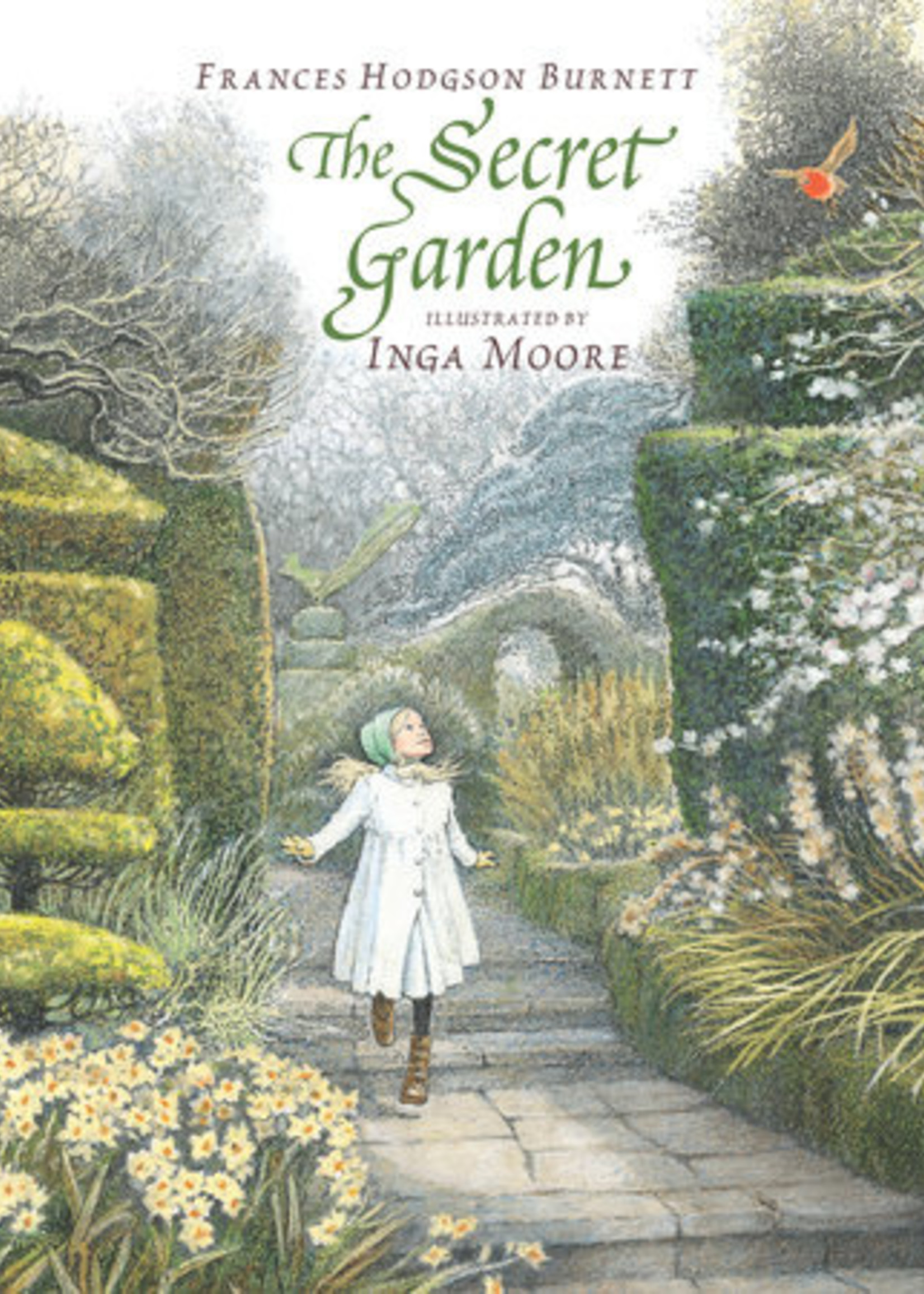 The Secret Garden Illustrated - Paperback