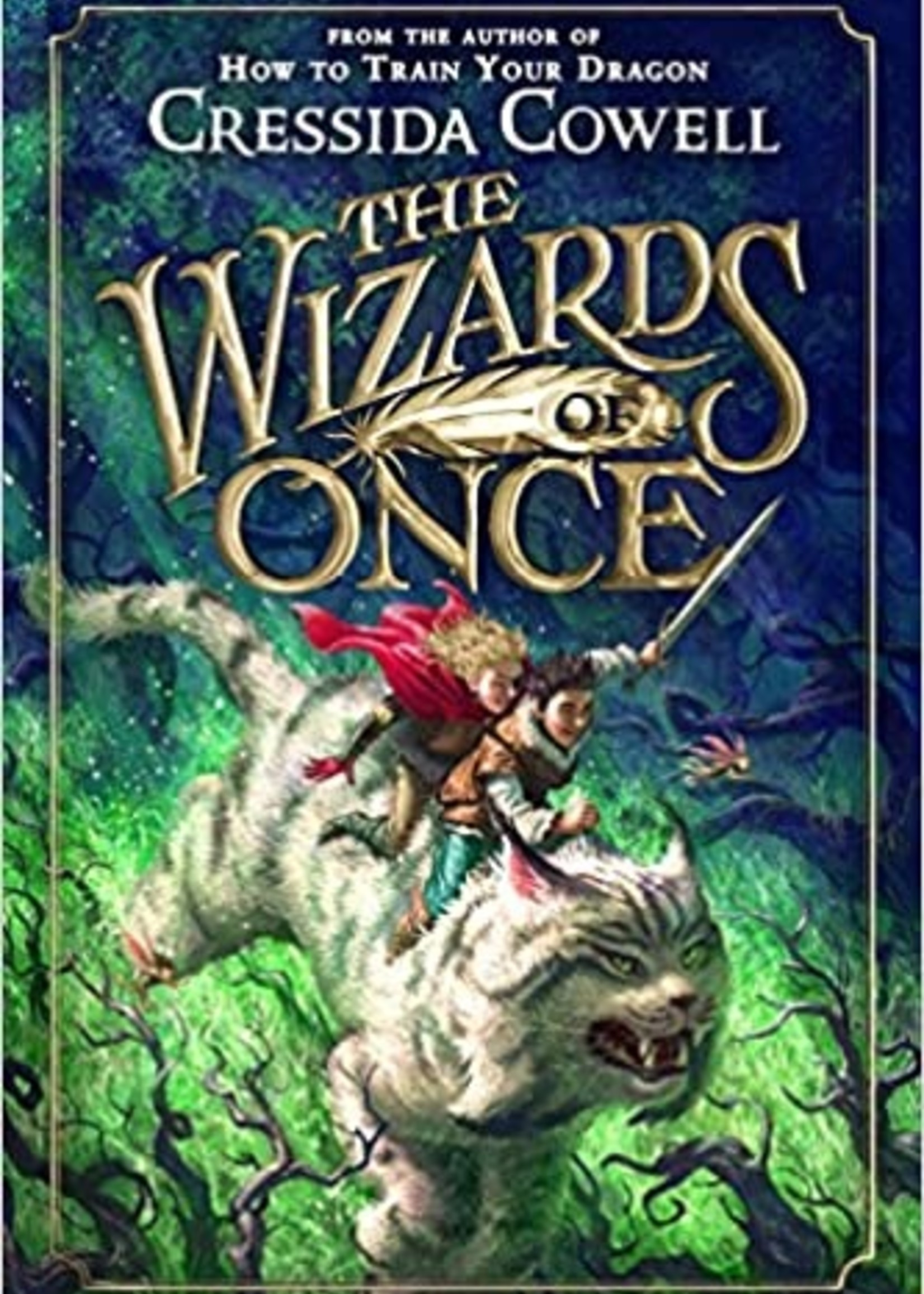 The Wizards of Once #01 - Paperback