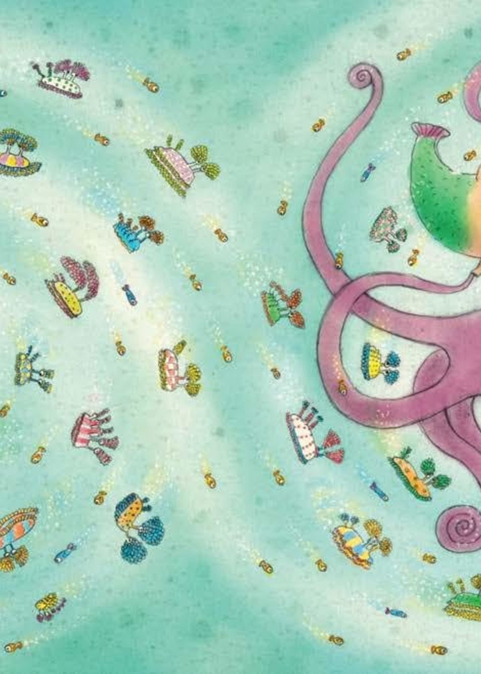 Mabel, A Mermaid Fable - Hardcover