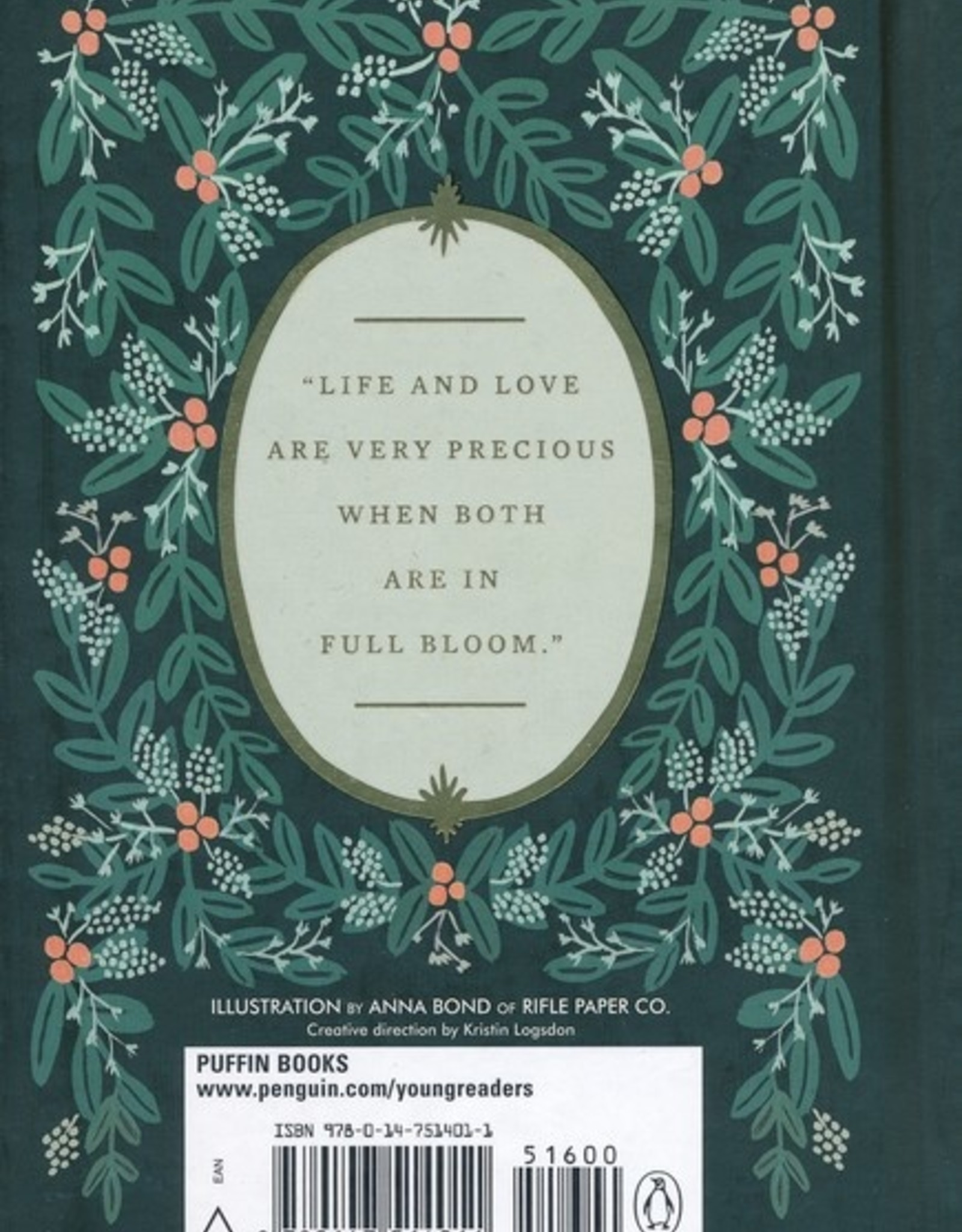 Little Women, Puffin in Bloom - Hardcover