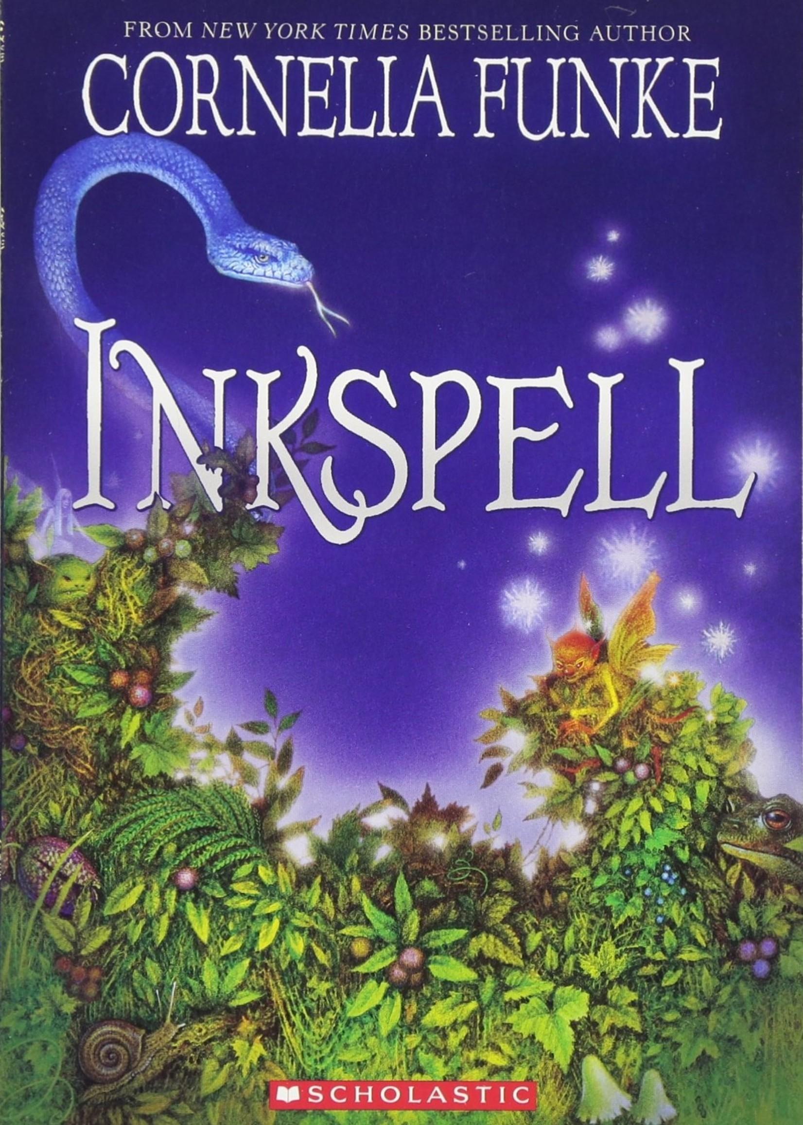 Inkheart Trilogy #02, Inkspell - Paperback
