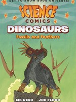 Science Comics: Dinosaurs, Fossils and Feathers GN - PB