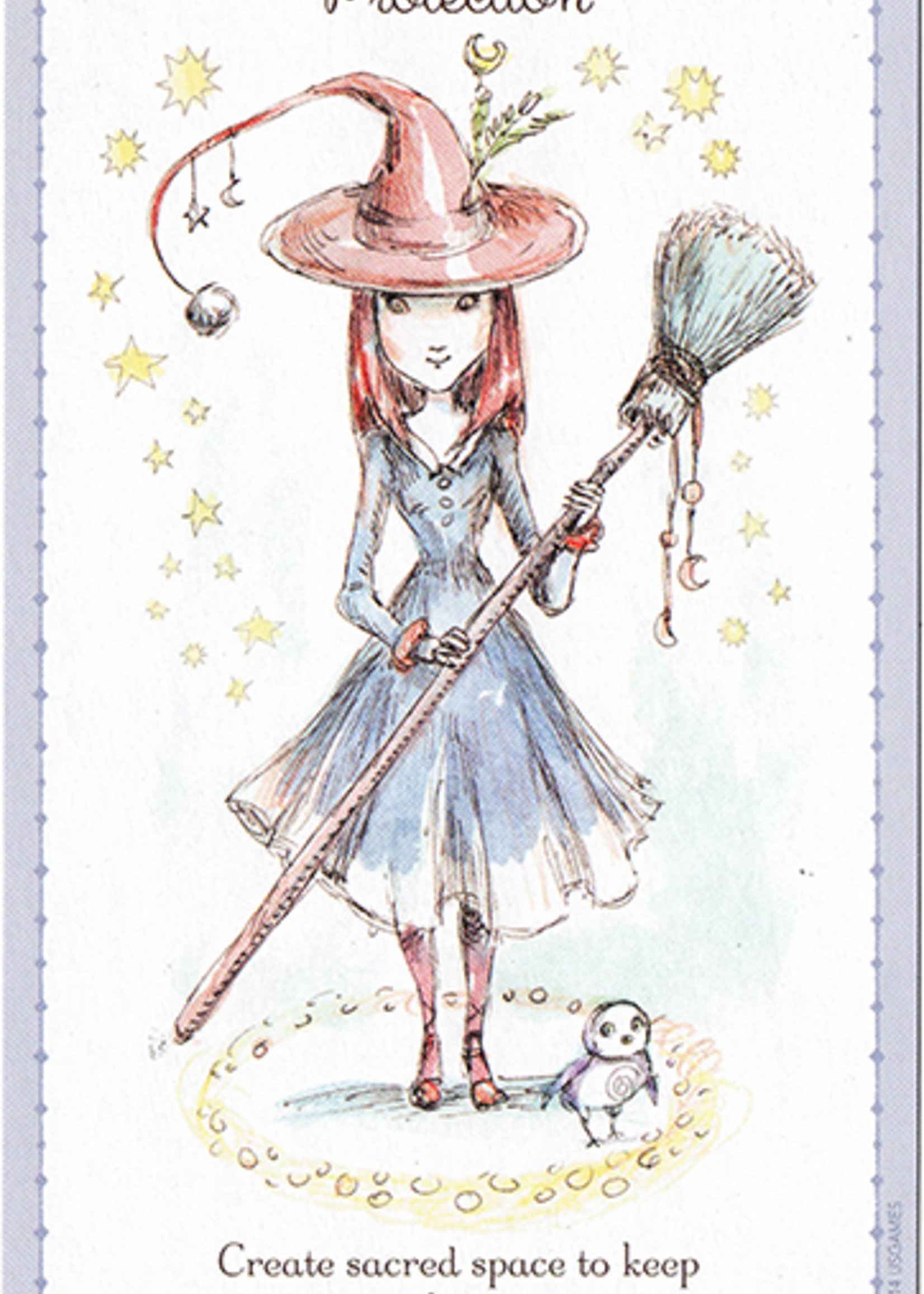 Witchlings Spell Deck and Book Set - Box