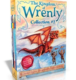 Kingdom of Wrenly Collection #02, Books 5-8, PB Set - Box