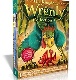 Kingdom of Wrenly Collection #03, Books 9-12, PB Set - Box