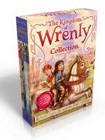 Kingdom of Wrenly Collection #01, Books 1-4, PB Set - Box