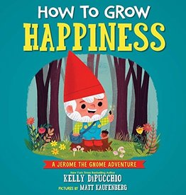 Jerome the Gnome #01, How to Grow Happiness - HC