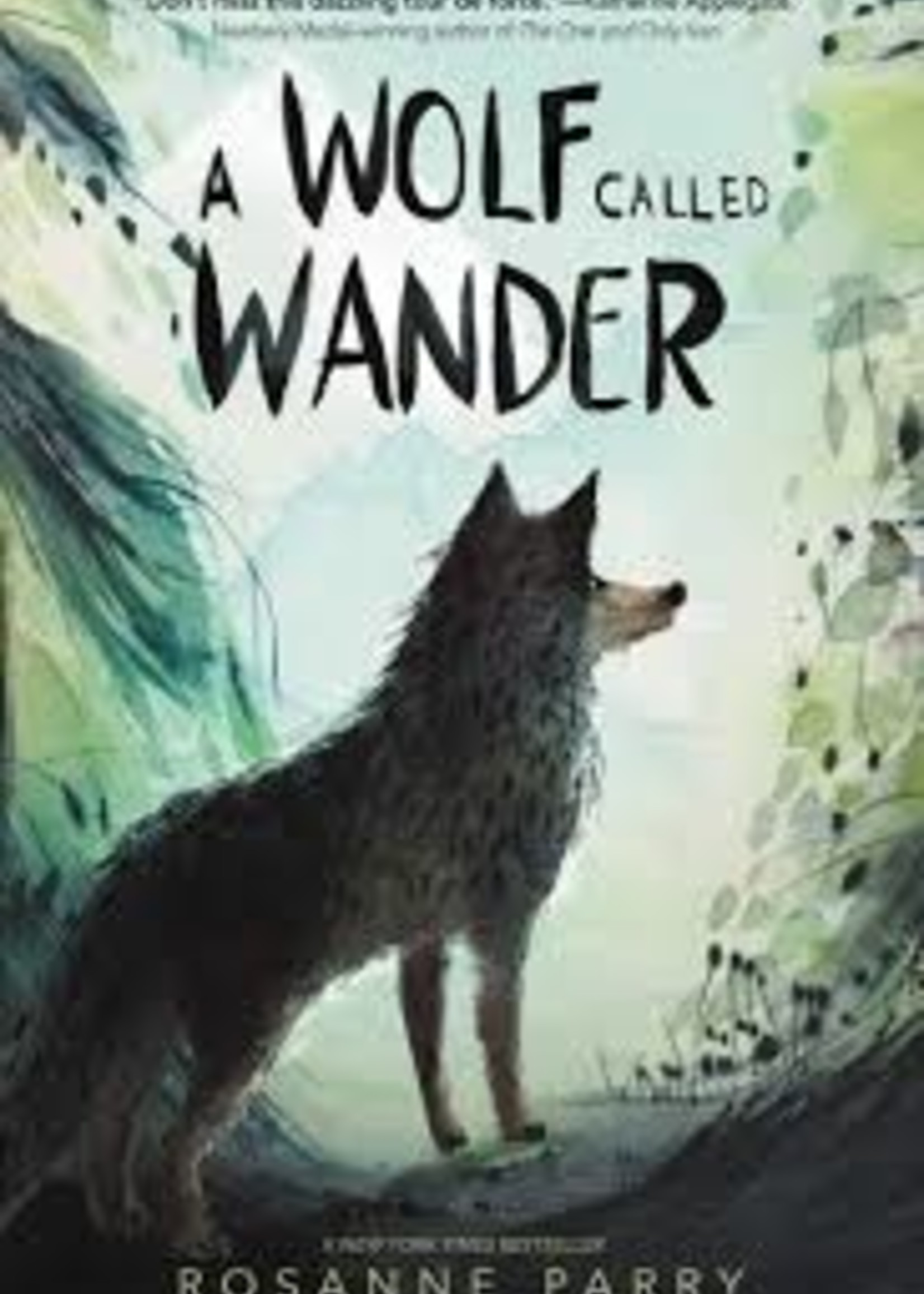 A Wolf Called Wander - Paperback