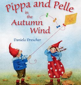 Pippa and Pelle in the Autumn Wind - BB