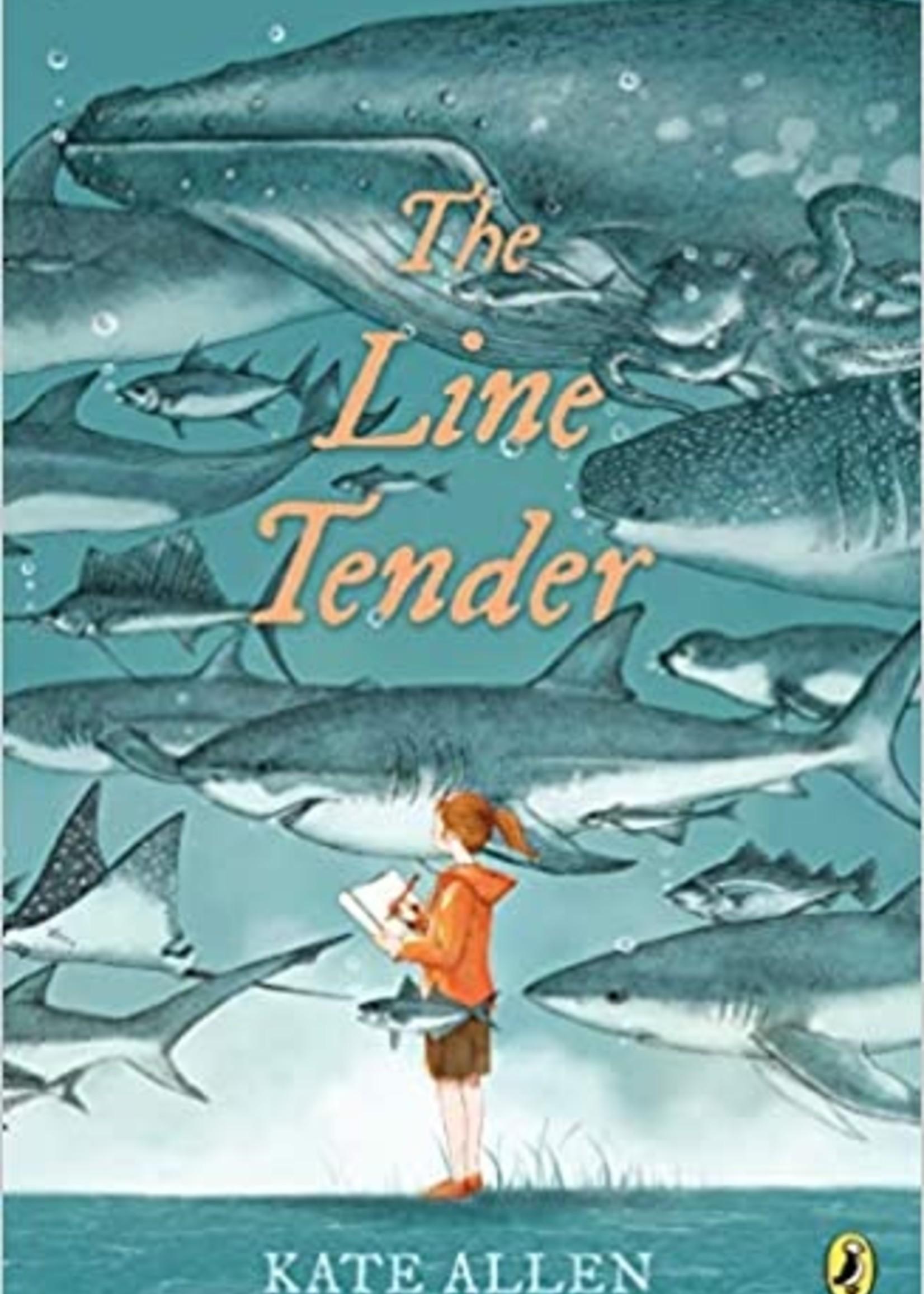 The Line Tender - Paperback