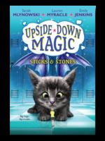 Upside-Down Magic #02, Sticks & Stones - PB
