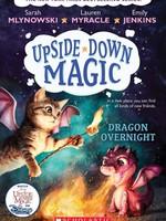 Upside-Down Magic #04, Dragon Overnight - PB