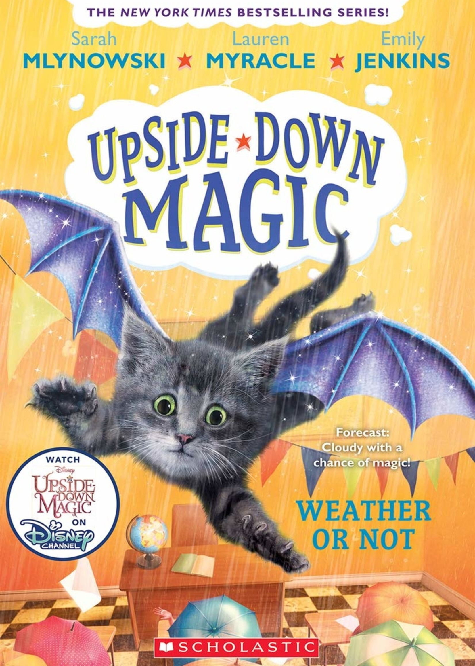 Upside-Down Magic #05, Weather or Not - Paperback