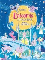 Usborne Unicorns Sticker Book - PB