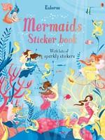 Usborne Mermaids Sticker Book - Large PB