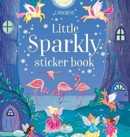 Usborne Little Sparkly Sticker Book - PB