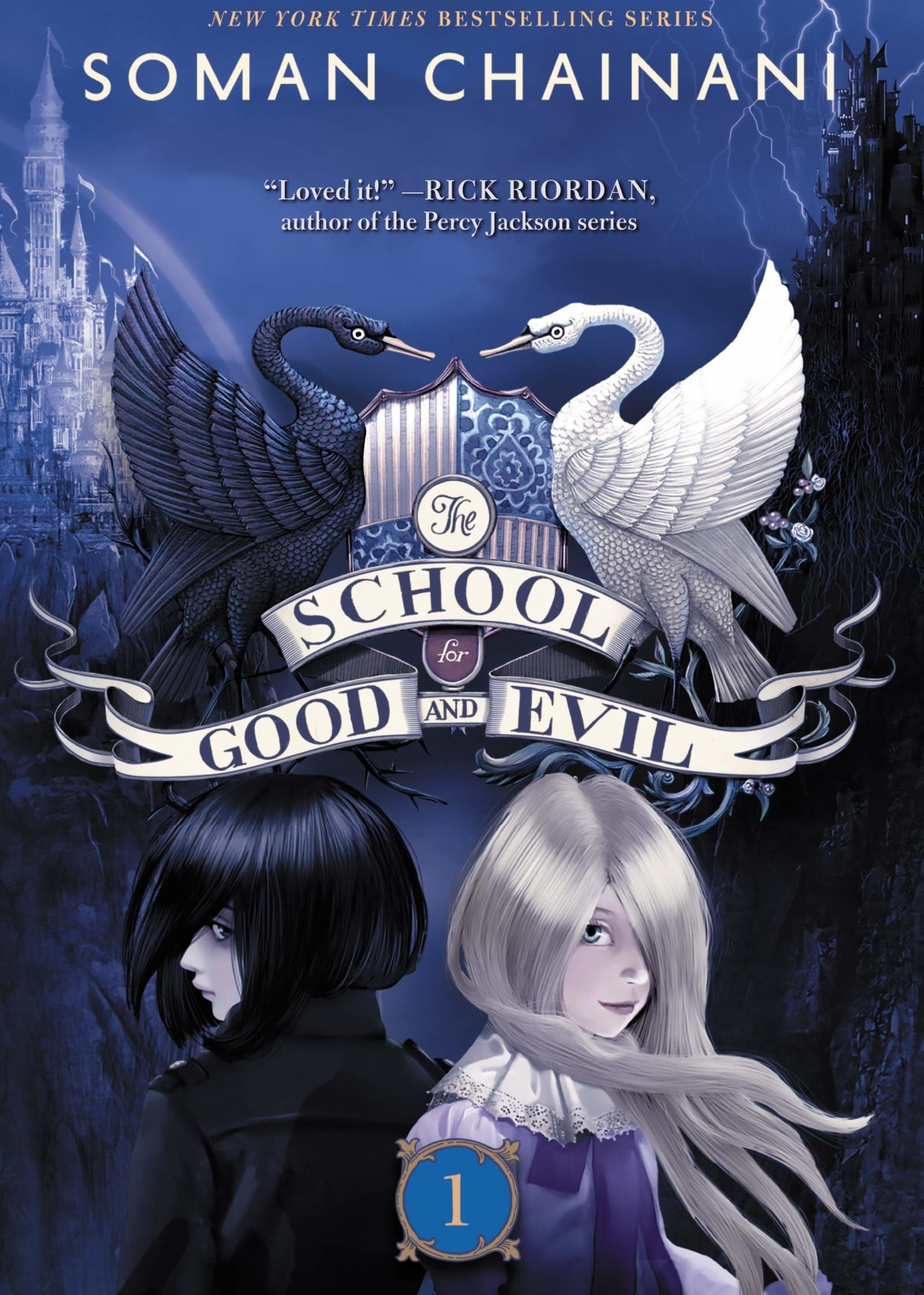 The School for Good and Evil #01 - Paperback