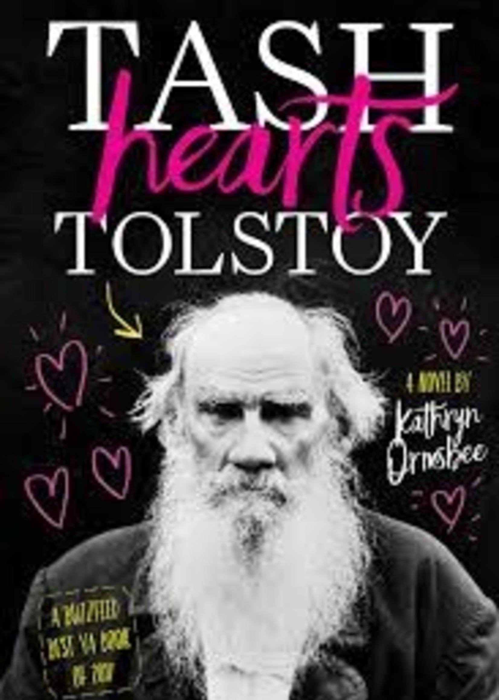 Tash Hearts Tolstoy - Paperback