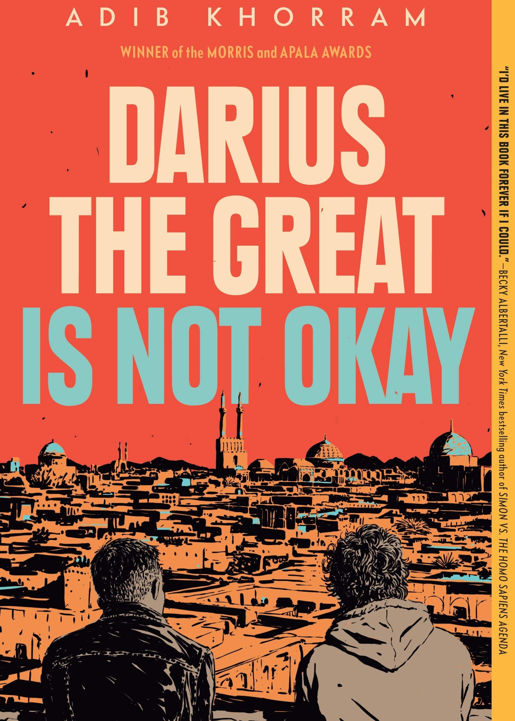 Darius the Great Is Not Okay - Paperback