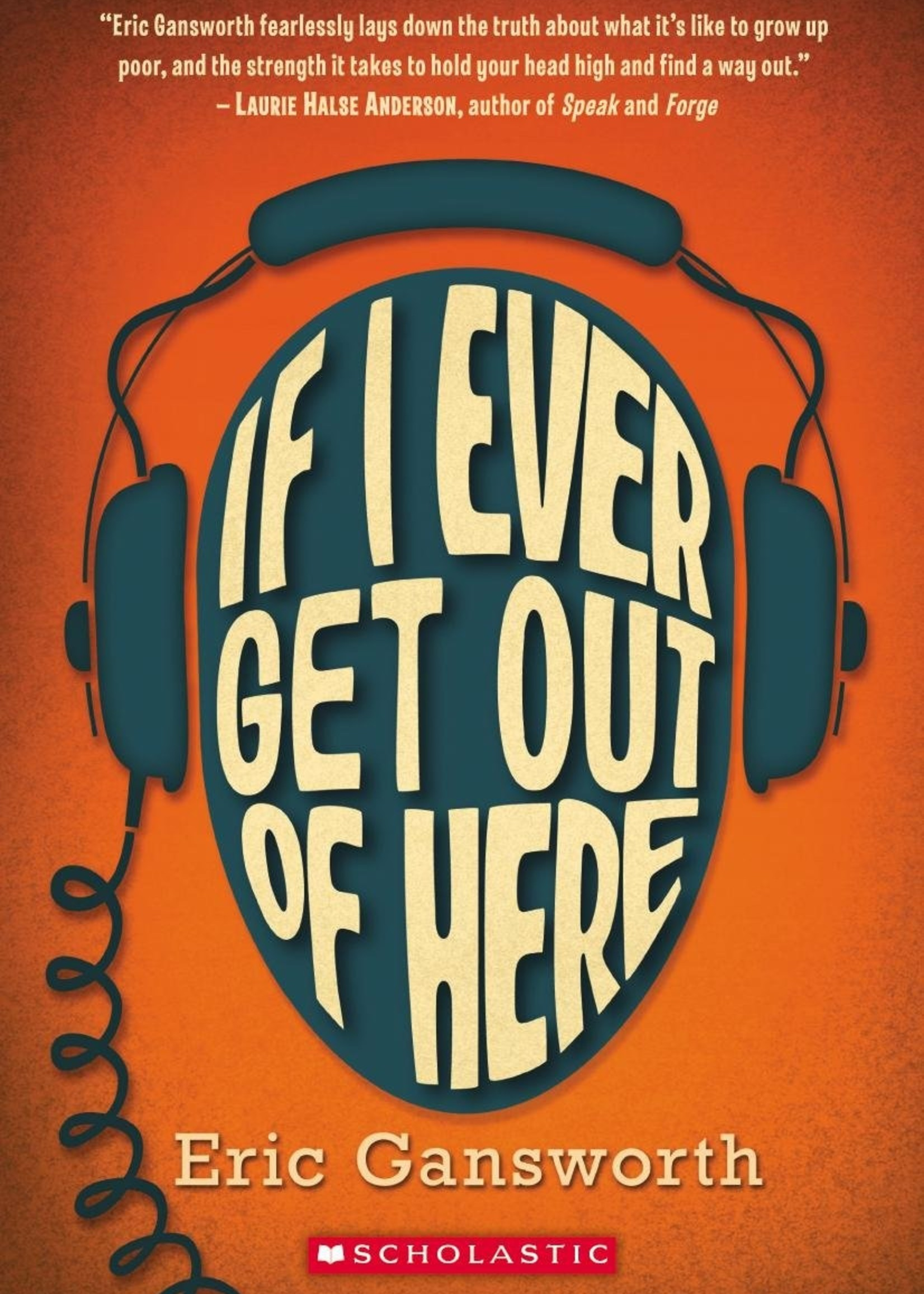 If I Ever Get Out of Here - Paperback