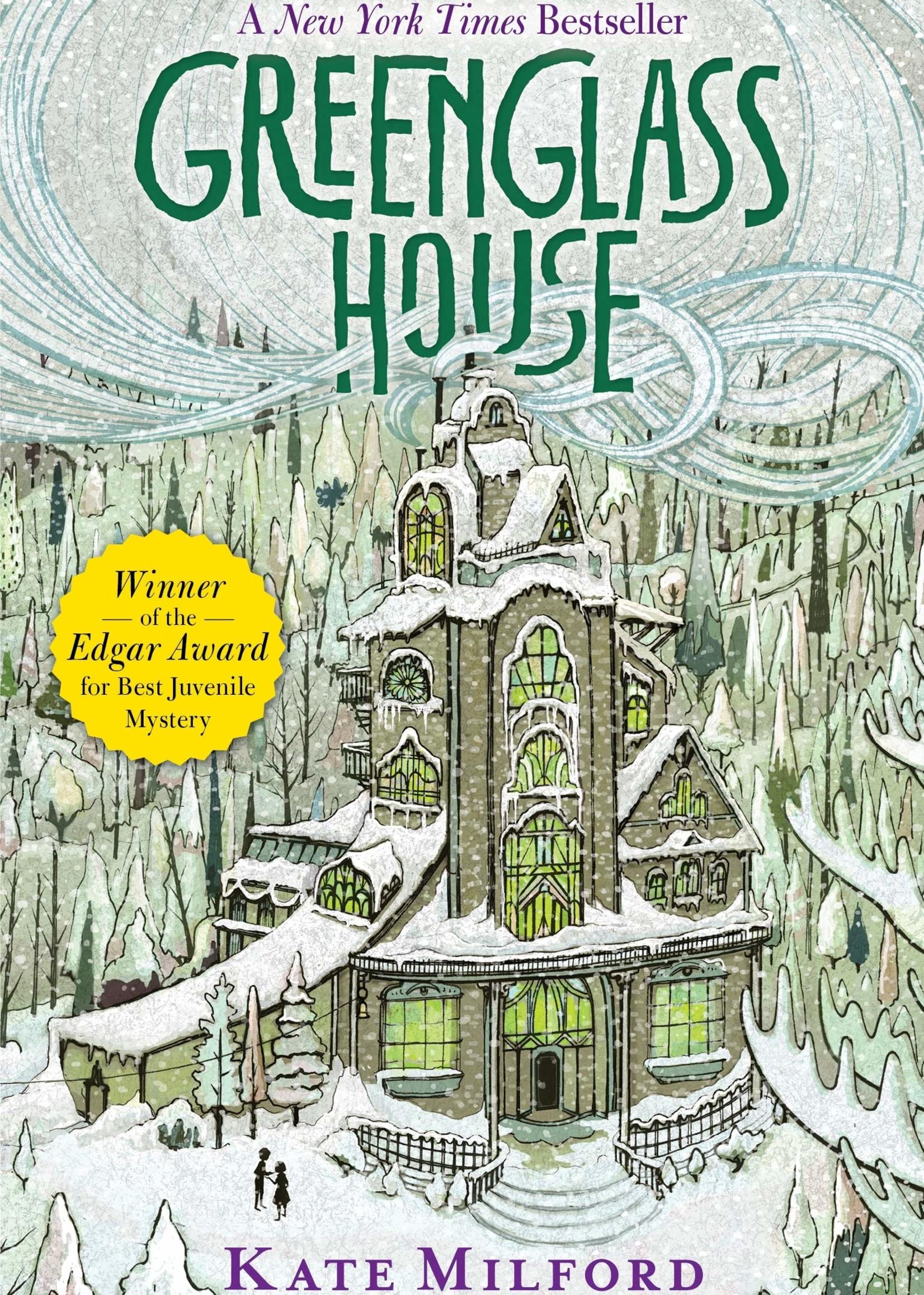 Greenglass House #01 - Paperback