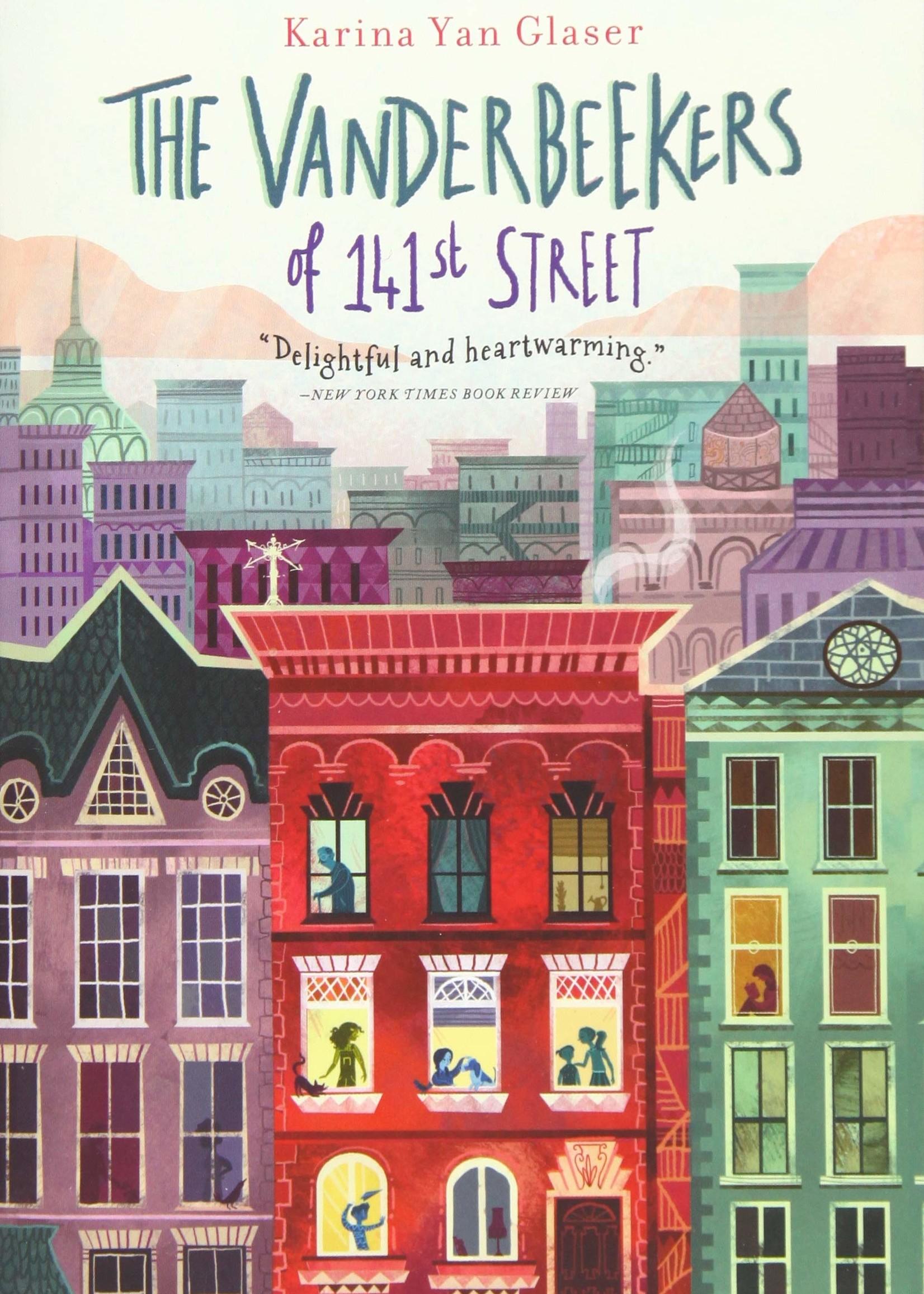 Vanderbeekers #01, The Vanderbeekers of 141st Street - Paperback