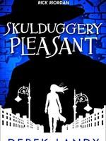 Skulduggery Pleasant  #01 - PB