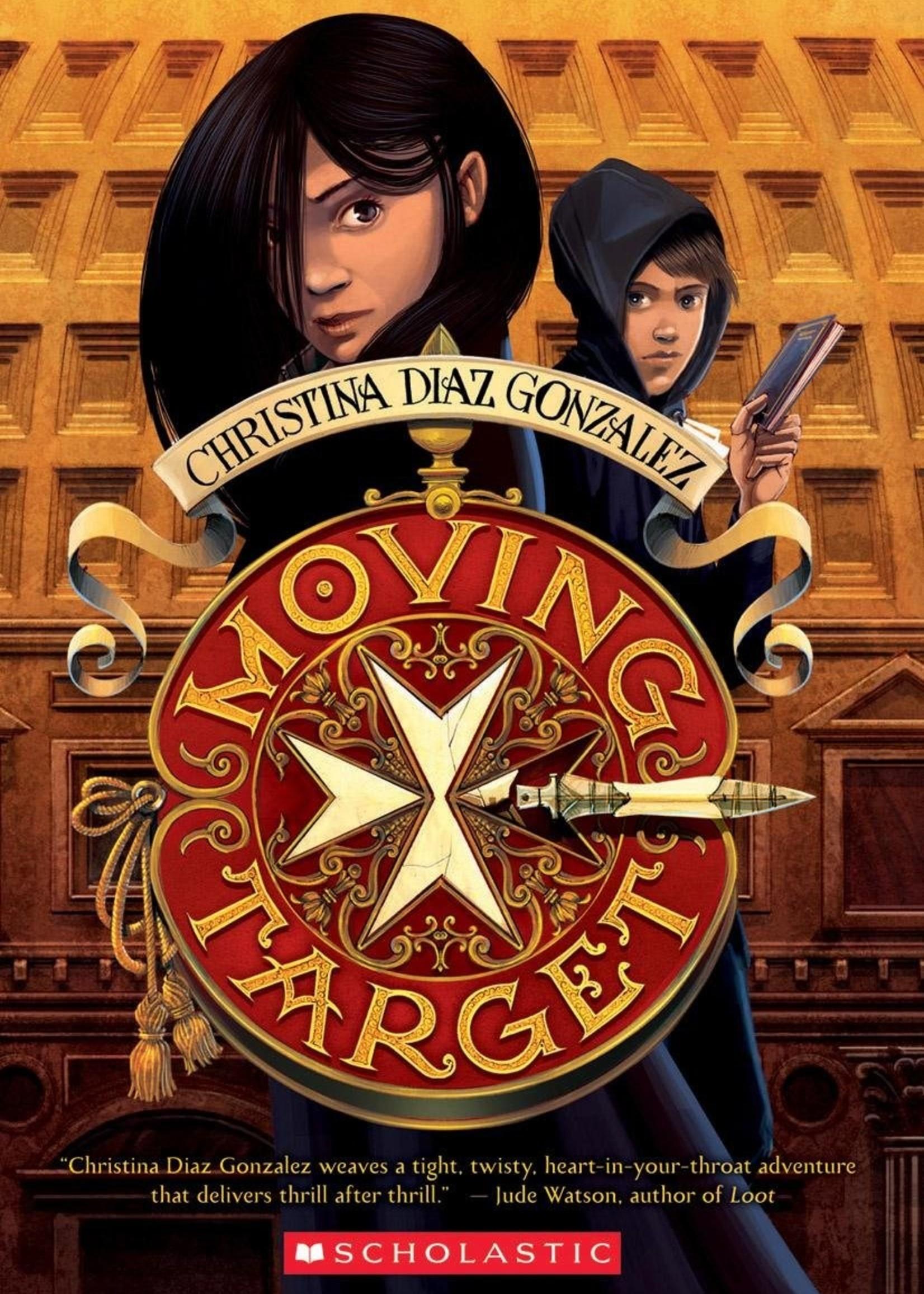 Moving Target - Paperback