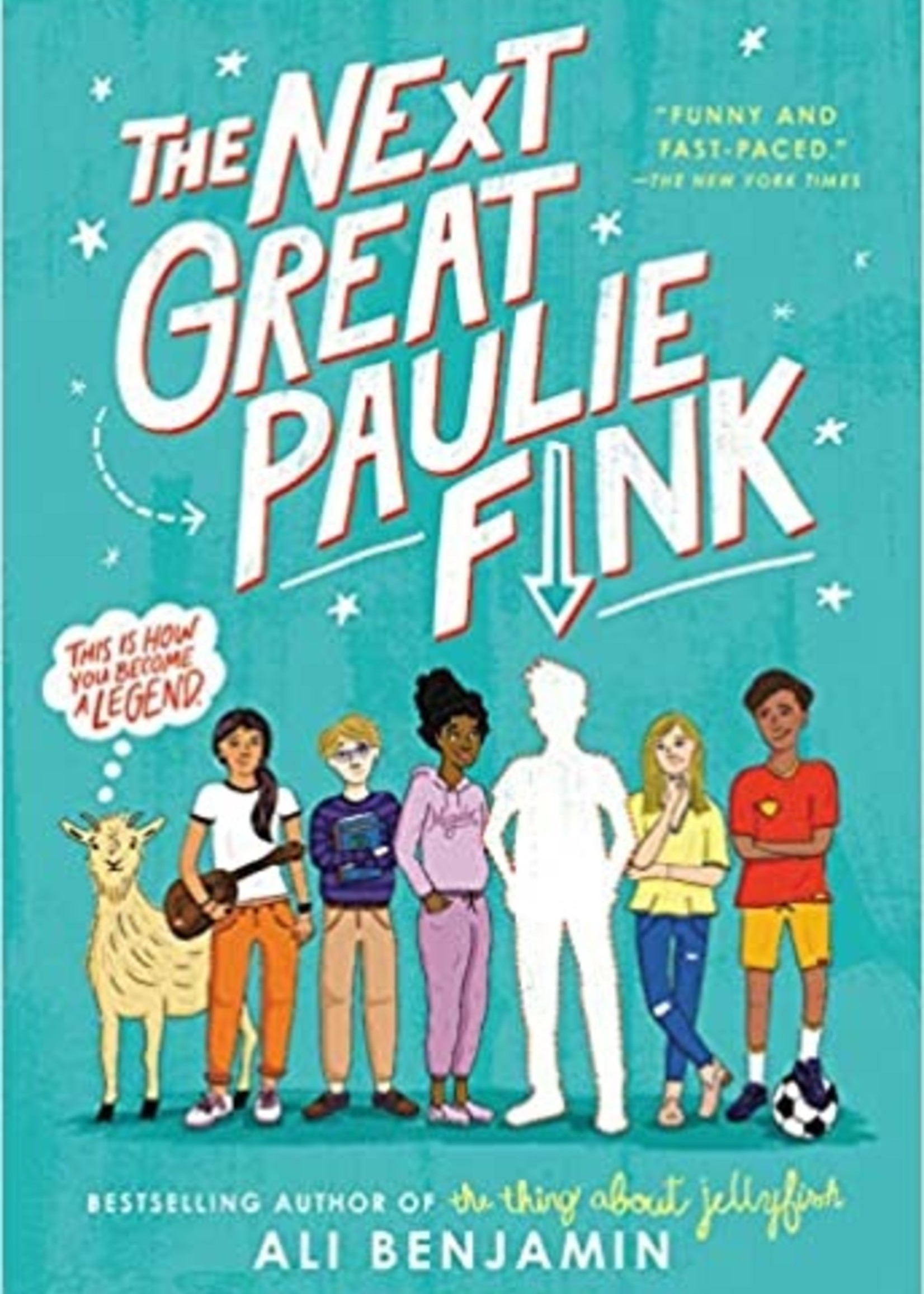 The Next Great Paulie Fink - Paperback