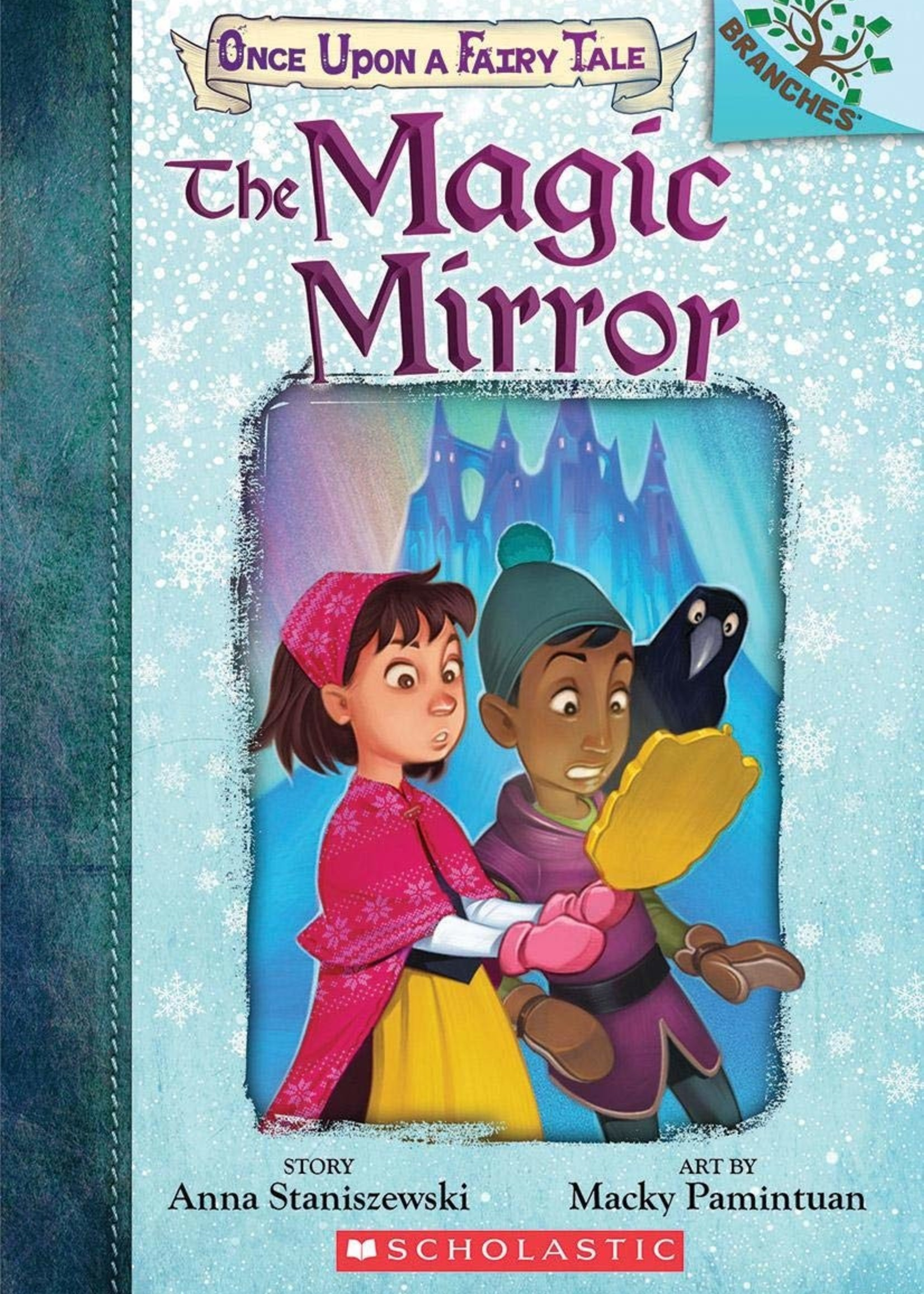 Once Upon a Fairy Tale #01, The Magic Mirror - Paperback