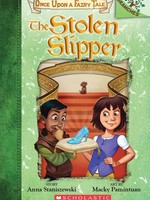 Once Upon a Fairy Tale #02, The Stolen Slipper - PB