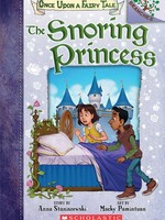 Once Upon a Fairy Tale #04, The Snoring Princess - PB