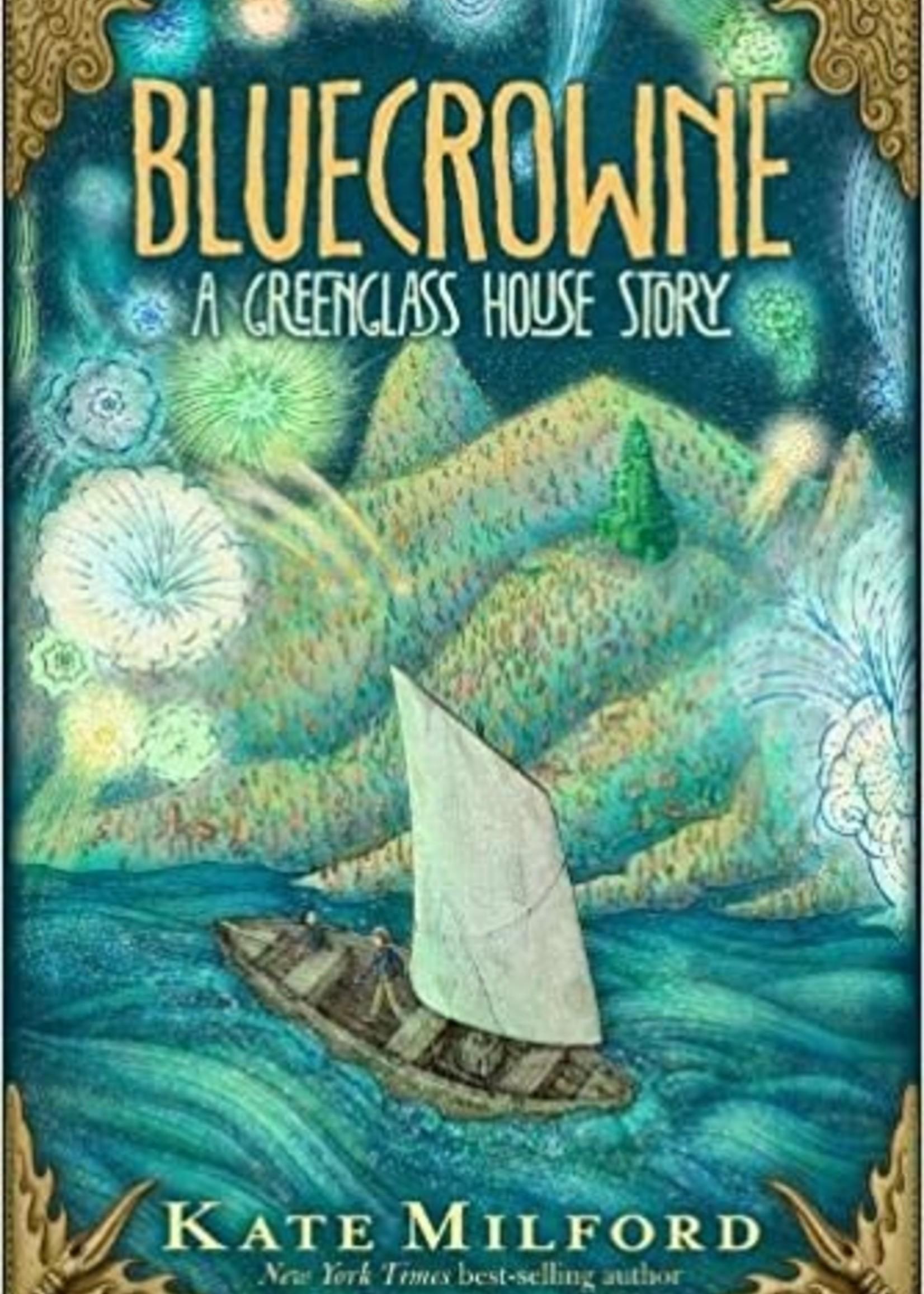 Greenglass House #03, Bluecrowne - Paperback