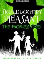 Skulduggery Pleasant #03, The Faceless Ones - PB