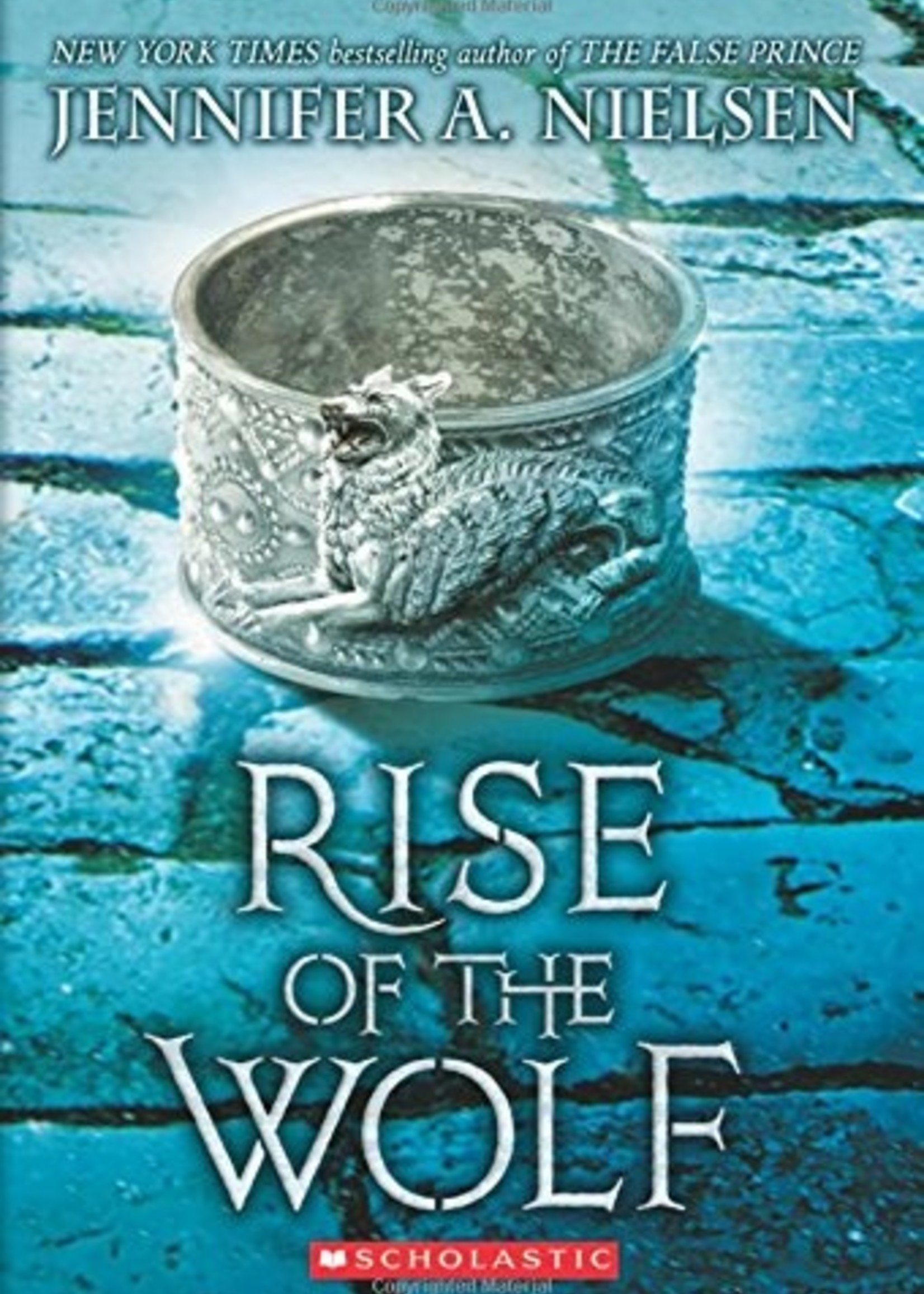 Mark of the Thief #02, Rise of the Wolf - Paperback