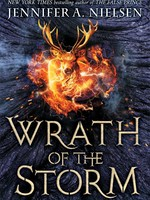 Mark of the Thief #03, Wrath of the Storm - PB
