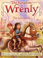 Kingdom of Wrenly #01, The Lost Stone - PB