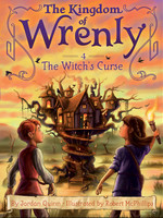 Kingdom of Wrenly #04, Witch's Curse - PB