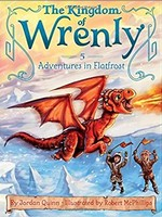 Kingdom of Wrenly #05, Adventures in Flatfrost - PB