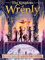 Kingdom of Wrenly #06, Beneath The Stone Forest - PB