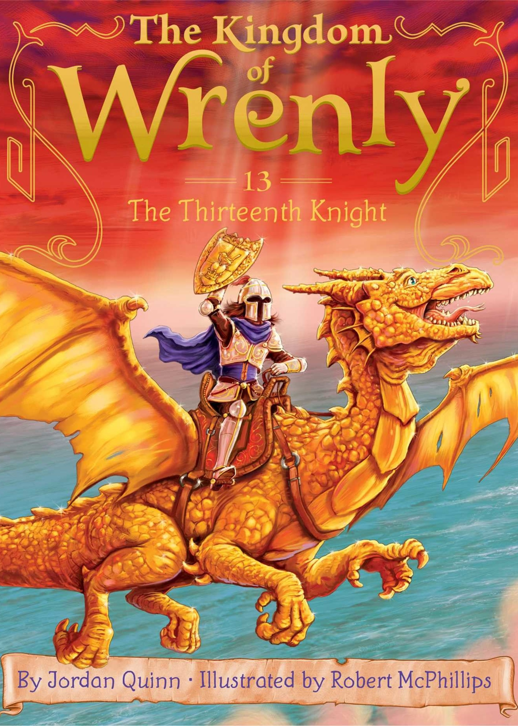 Kingdom of Wrenly #13, The Thirteenth Knight - Paperback