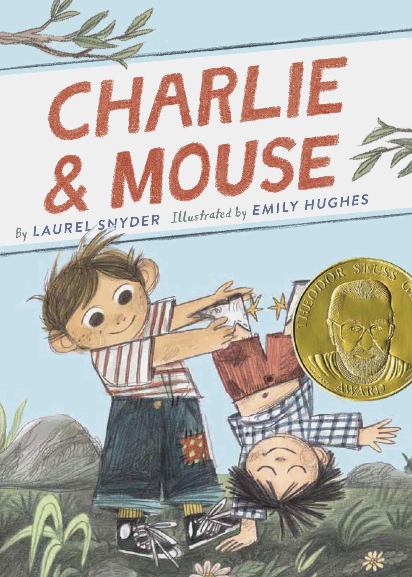 Charlie & Mouse #01 - Paperback